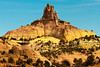 Church Rock From Red Rock State Park - Red Rock State Park, Gallup, New Mexico