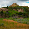 At The Top Of The Hill - Theodore Roosevelt National Park, North Dakota