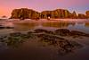 A Wall Of Rock - - Bandon Beach, Oregon Coast, Oregon