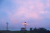 Cape Blanco Lighthouse Twilight Pinks - Cape Blanco Lighthouse, Oregon Coast