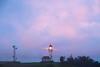 Cape Blanco Lighthouse Twilight Pinks - Cape Blanco Lighthouse, Oregon Coast