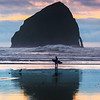 In Deep Solitude - Cape Kiwanda, Pacific City, Oregon Coast, Oregon