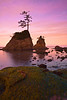 Morning Twilight - Garibaldi Bay, Oregon Coast, Oregon