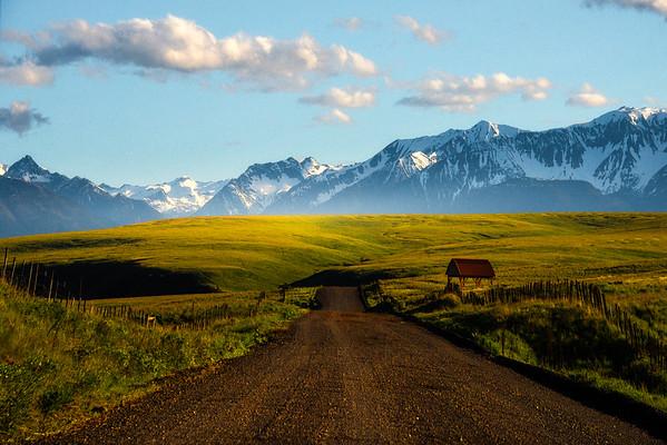 Take The Road To Mountain Freedom Wallowa County, Oregon