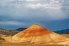 Painted Hills Landforms - John Day Fossil Beds - Painted Hills, Oregon