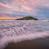 The Island Rock At Harris Beach - Harris Beach, Southern Oregon Coast, Oregon