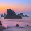 Cape Sebastian Sunrise - Cape Sebastian, Pistol River, Southern Oregon Coast, Oregon