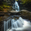 Down At The Bottom Of The Caverns-Ricketts Glen State Park, Benton,  Pennsylvania