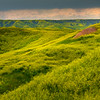 Rollercoaster Of Valleys_Alternattive Version - Badlands National Park, South Dakota