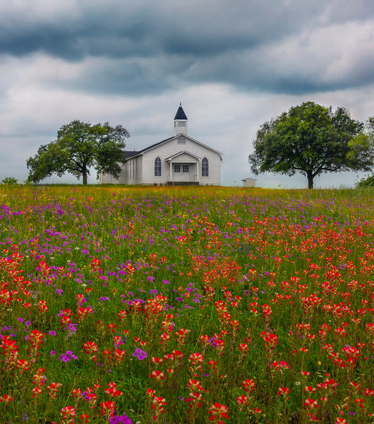 The Church Under Changing Clouds_Vertical