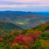 Incredible Blue Ridgeway Viewpoints - Blue Ridge Parkway, North Carolina