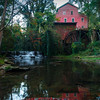 Full View Of Falls Mills Grist Mill - Belvidere, Tennessee