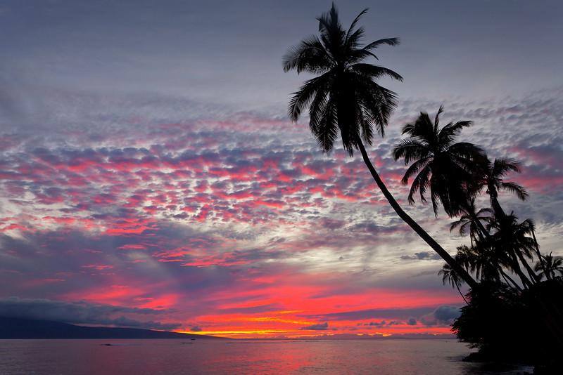 North Maui, Lahaina, Front Street, Boardwalk, Maui, Hawaii