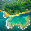A Closer Look At The Coral Reefs Of The North Shore Kauai - Na Pali Coastline, Kauai, Hawaii