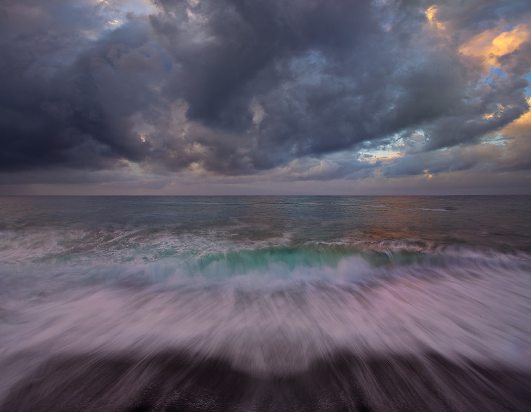 A Big Change In Weather - Hawai'i Volcanoes National Park, The Big Island, Hawaii