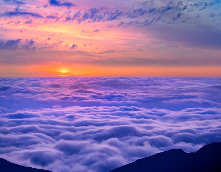 Top Of The Morning - Haleakala National Park, Maui, Hawaii