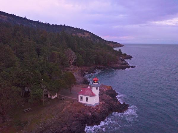 Lime Klin Lighthouse