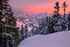 A Sunset Not To Ever Forget - Tatoosh Range, Mount Rainier National Park