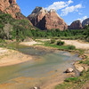 Zion: Mount Majestic with Angel's Landing