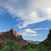 Zion: last light on The Watchman