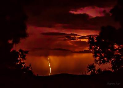 Angry Lightning