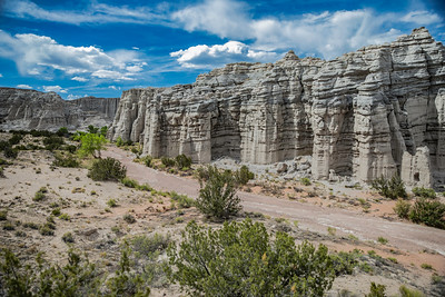 Ghost Ranch Canyon, New Mexico