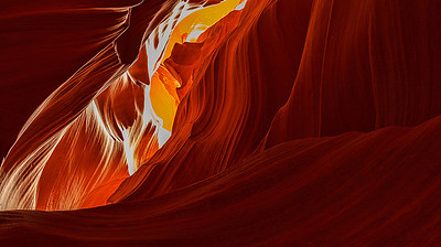 Upper Antelope Canyon, Utah