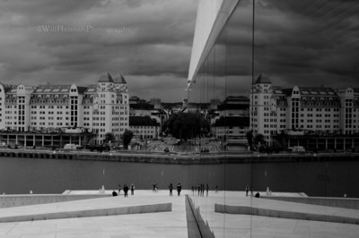 Opera Reflections - Oslo