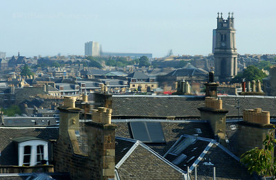 Edinburgh Roof Tops