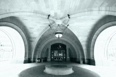 Milwaukee City Hall Entrance