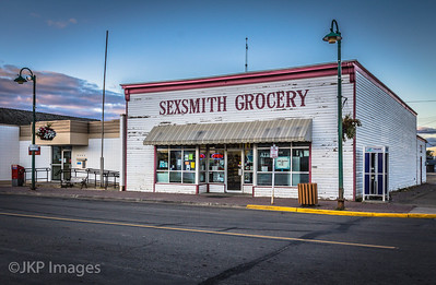 Downtown. Sexsmith AB