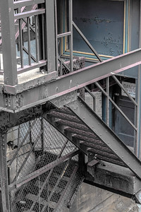 High Voltage Staircase