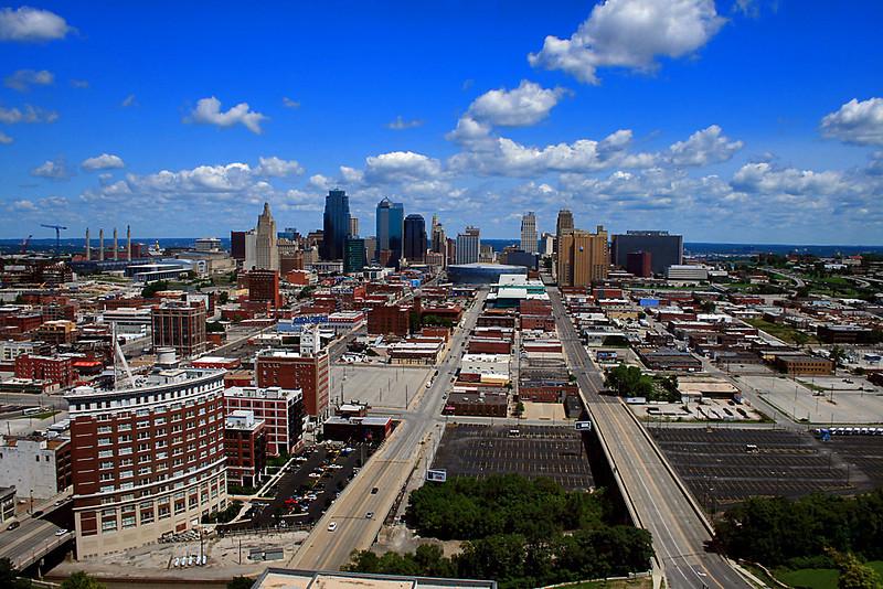Downtown Kansas City, MO