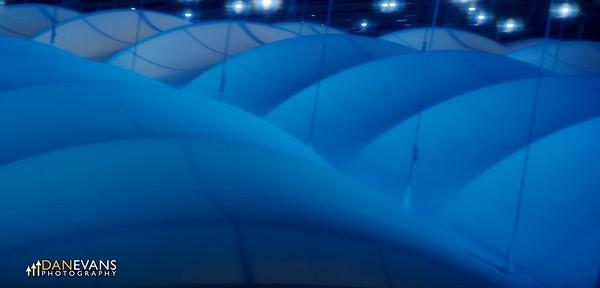 Rogers Arena bubbles