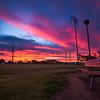 One of prettiest sunrises