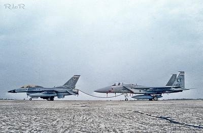 Eglin AFB FL  1992