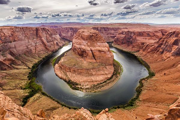 Horseshoe Bend - The Grand Canyon