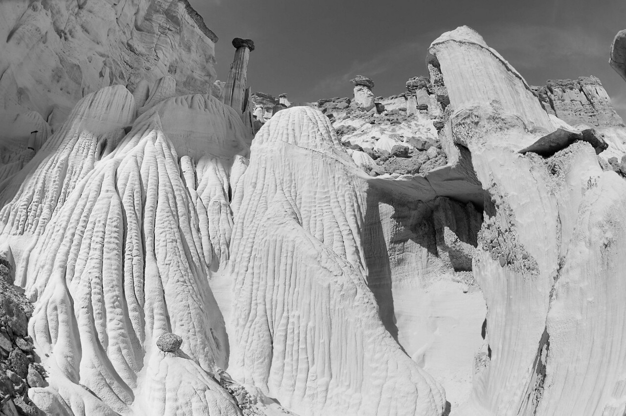 Wahweap Hoodoos #3<br /> Grand Staircase Escalante National Monument, Utah