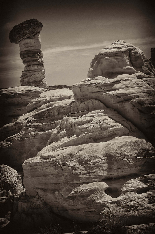 Wahweap Hoodoos #1<br /> Grand Staircase Escalante National Monument, Utah