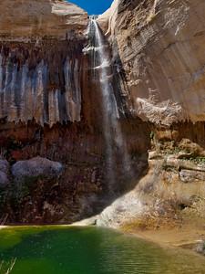 Upper Calf Creek Falls (HDR)