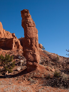 Most of the spires (sedimentary pipes) were quite tall.