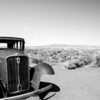 Studebaker on 66 B&W treatment.
