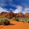 Dunes - Snow Canyon State Park near St. George, Utah