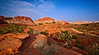 Utah, Capitol Reef National Park, Canyon, Red rocks, Sunset Landscape, 犹他, 圆顶礁国家公园