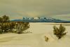 A landscape taken Jan. 31, 2012 near Monticello, UT.