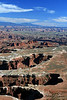 A landscape taken Sep. 2007 in Canyonlands National Park near Moab, UT.