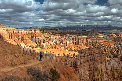 Bryce National Park, Navajo Trail