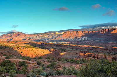 Capitol Reef National Park, Panorama Point