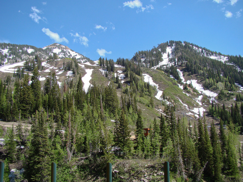Snowbird: The Uinta and Wastach mountains of Utah