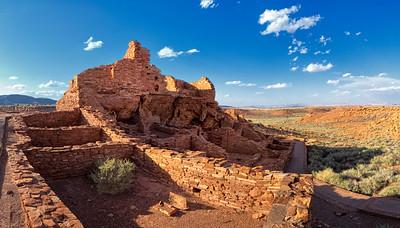 Woopatki Pueblo Ruins, Arizona